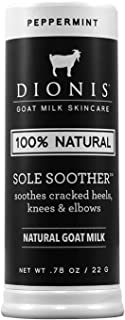 "Dionis Sole Soother 100% Natural Goat Milk ""Peppermint"" Heel Repair Stick (.2310ml)"