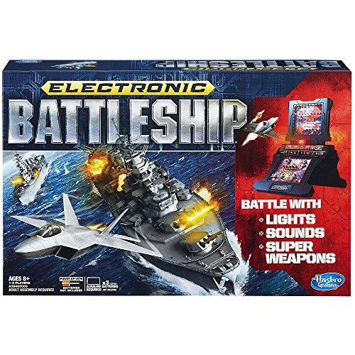Jeu Battleship Édition Électronique Bataille Navale Hasbro Game - 0