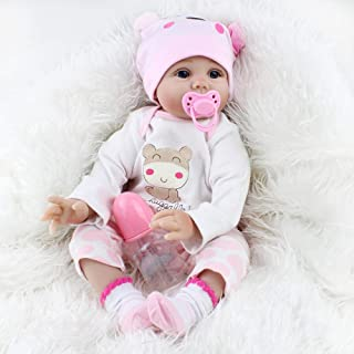 Best Kaydora Reborn Baby Doll, 22 inch Weighted Baby Lifelike Reborn Doll Girl, Lucy Review