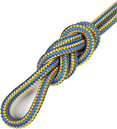 Cuerda Cuerda que sube 11,5 mm escalada cuerda de escalada ...