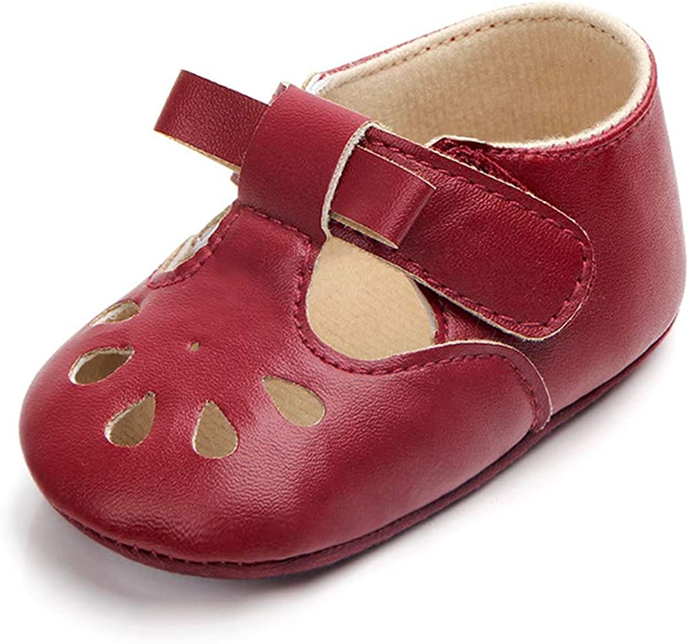 Baby Girl Free shipping Shiny Mary Jane Sandals Lovely Discount is also underway Soft Sole Toddler