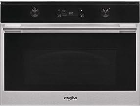 Whirlpool W7 MW561 - Microondas (Integrado, Microondas combinado, 40 L, 900 W, Tocar, Acero inoxidable)