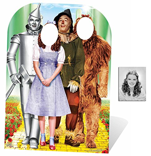 Fan Pack - Wizard of OZ Stand-In Emerald City Lifesize Cardboard Cutout/Standee/Standup - Includes 8x10 Star Photo