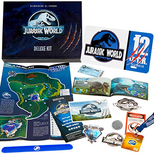 Doctor Collector- Jurassic World Deluxe...