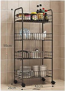 WSCC Grille de Four à Micro-Ondes Clôture Net Compartiment Grande capacité Micro-Ondes Vaisselle Panier Assaisonnement Pla...