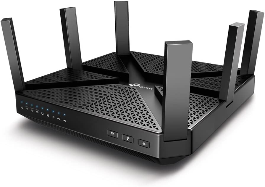 TP-Link Archer C4000 Wireless AC4000 MU-MIMO Tri-Band Router