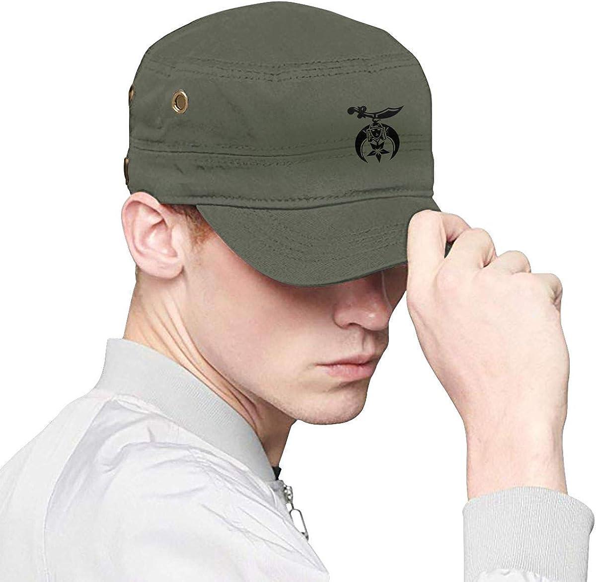Shriner Mens Classics Cap Women Fashion Hat Cowboy
