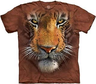 The Mountain Kids Tiger Face T-Shirt