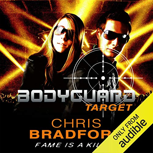 Target     Bodyguard, Book 4              By:                                                                                                                                 Chris Bradford                               Narrated by:                                                                                                                                 Katy Sobey                      Length: 10 hrs and 25 mins     30 ratings     Overall 4.4