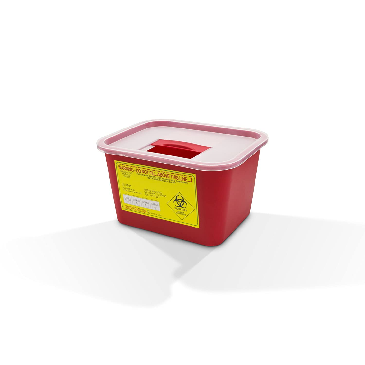 Sharps Container Super Special SALE held 1 Ranking TOP11 Each Gallon