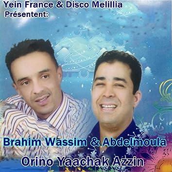 Orino Yaachak Azzin (feat. Abdelmoula)
