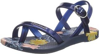 Ipanema Fashion SD VII Kids, Sandalias con Tira Vertical para Niñas