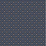 Hans-Textil-Shop Stoff Meterware Retro Design - 1 Meter -