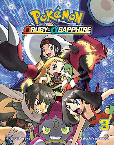 Pokémon Omega Ruby Alpha Sapphire, Vol. 3 (3) (Pokemon)