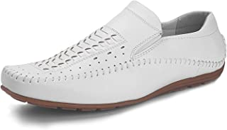 Bruno Marc Men's Driving Loafers Dress Shoes