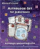 Astrologie- Set für Jedermann. Astrologie spielend begreifen - Grant Russell