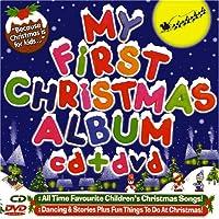 My First Christmas Album + DVD