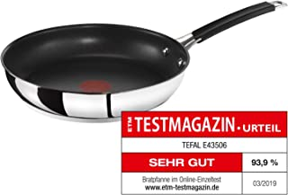 Tefal 特福 平底锅Jamie Oliver名厨系列 法国原产E43506 28cm Prometal Pro 六层不占涂层煎锅