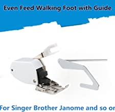 babylock dual feed foot