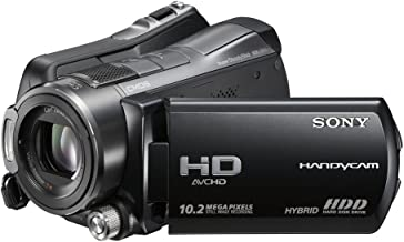 Sony HDR-SR11 10.2-MP 60GB High Definition Hard Drive Handycam Camcorder with 12x Optical Image Stabilized Zoom (Discontinued by Manufacturer)
