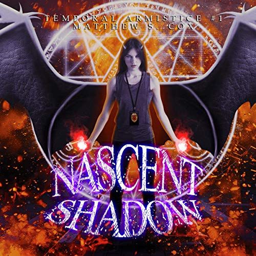 Nascent Shadow  audiobook cover art