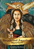 Angels and Ancestors Oracle Cards: A 55-Card Deck and Guidebook - Kyle Gray