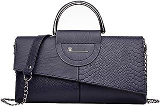 KELUOSI Clutch Abendtasche Lange Kupplung Damen Handtaschen Umhängetaschen