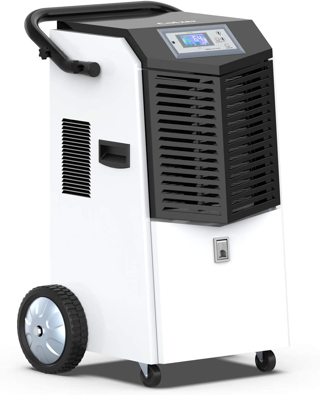 COLZER 164 Pints Commercial New arrival Drain outlet Dehumidifiers with Continuous
