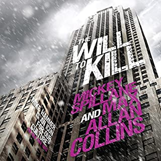 The Will to Kill cover art