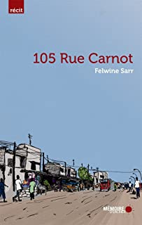 105 rue Carnot (French Edition