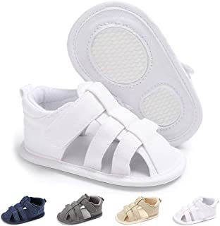 Best baby boy soft sole sandals Reviews