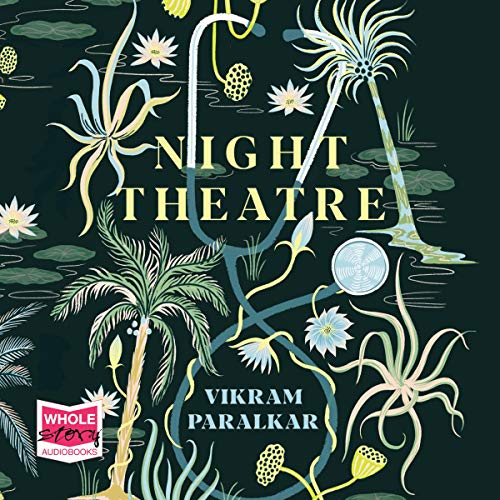 Night Theatre audiobook cover art