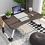 Homemaxs Laptop Desk for Bed,【2021 Upgraded】 Portable Laptop Bed Tray Table with Foldable Legs, Foldable Lap Desk...
