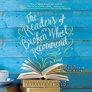 The Readers of Broken Wheel Recommend audiobook cover art