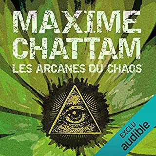 Les Arcanes du chaos audiobook cover art