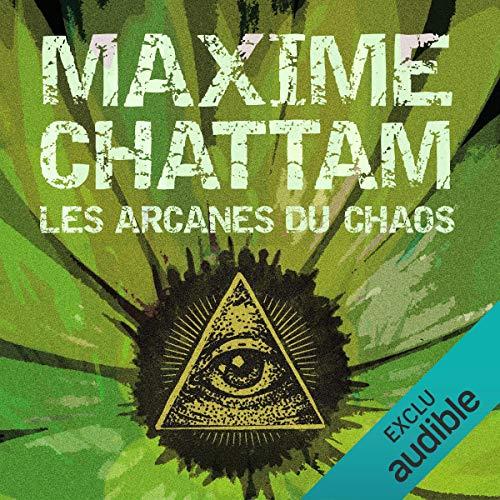 Couverture de Les Arcanes du chaos