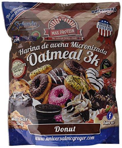 Max Protein Oatmeal Harina Avena - 3000 gr 🔥