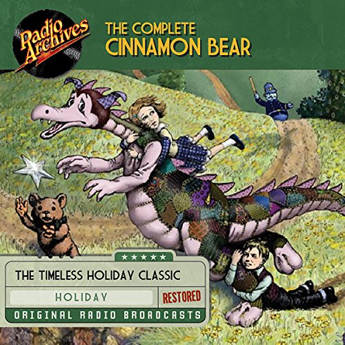 The Complete Cinnamon Bear cover art