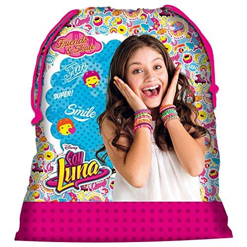 Soy Luna sacchetto ha scarpe piscina scuola spiaggia novità Disney
