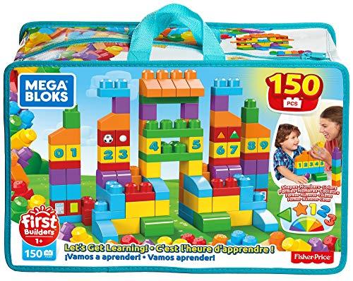 Mega Bloks Carrito Encajabloques,...