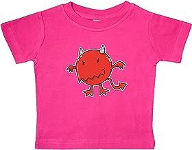 inktastic Little Devil Inside Red Baby T-Shirt