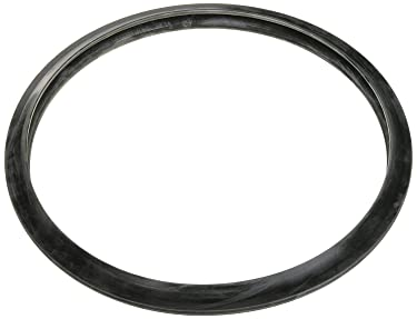 UE Ufinite Rubber Cooker Gasket Ring for Prestige/Pigeon/Popular/Marlex Model Outer Lid Pressure Cookers 2 LTR to 3 LTR (for Popular 2 to 3 LTR Outer Lid) | Black