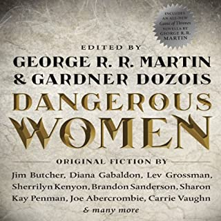 Dangerous Women cover art