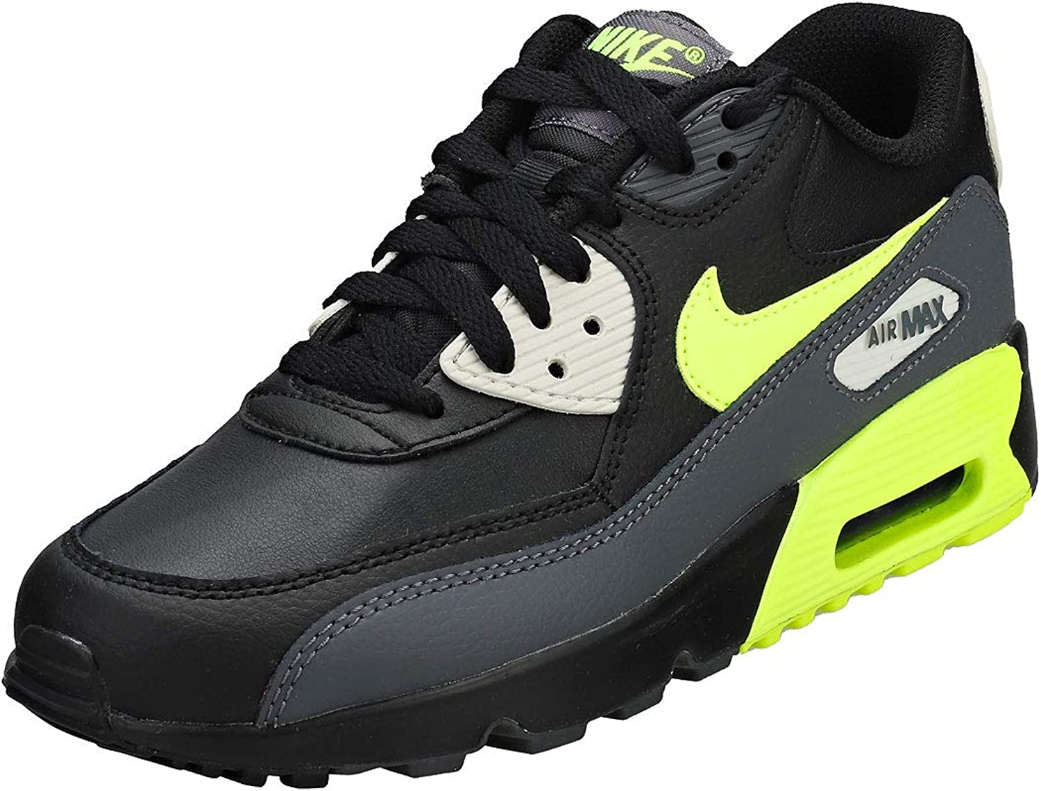Nike Air Max 90 LTR (GS), Chaussures de Fitness Homme