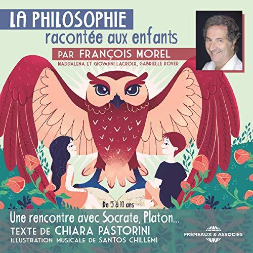 La philosophie racontée aux enfants  By  cover art