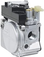 """White Rodgers 36J55-614 Combination Gas Valve, 2 Stage, Slow Opening, LP Gas Conversion Kit, Bottom Outlet with 1/8"""" (Carrier)"""