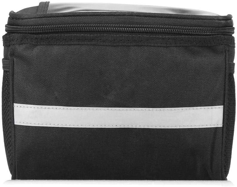 Bicycle Front Bag 35% OFF 100% quality warranty! Bike Basket Pann Handlebar Saddle
