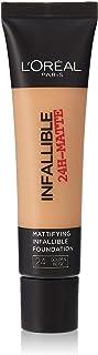 L'Oreal Paris, Infallible Matte Foundation - 24 Golden Beige