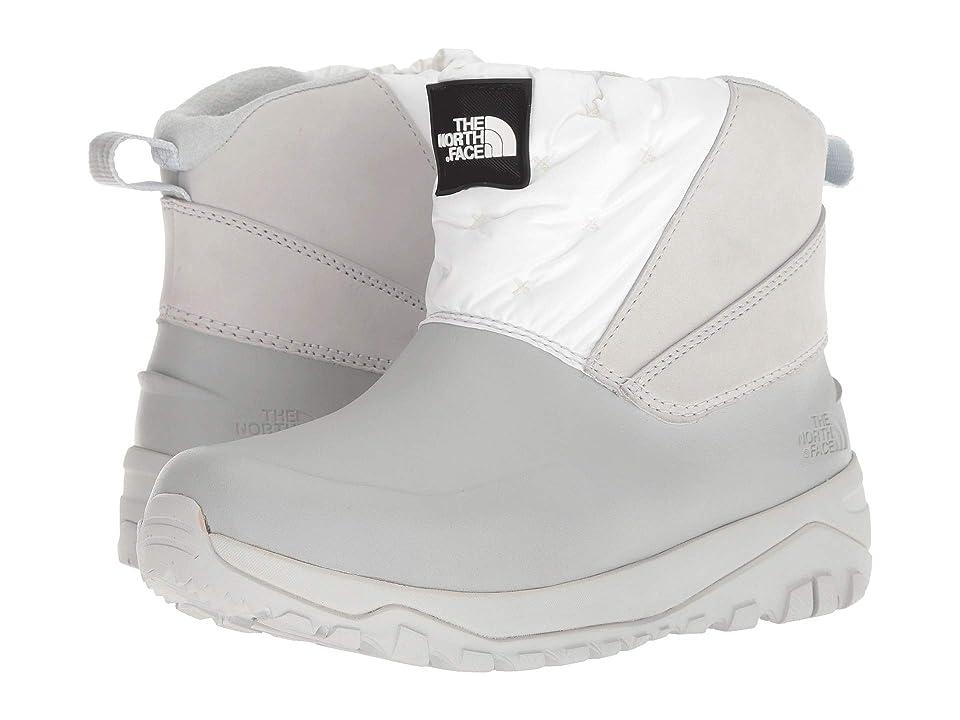 The North Face Yukiona Ankle Boot (Tin Grey/TNF White) Women