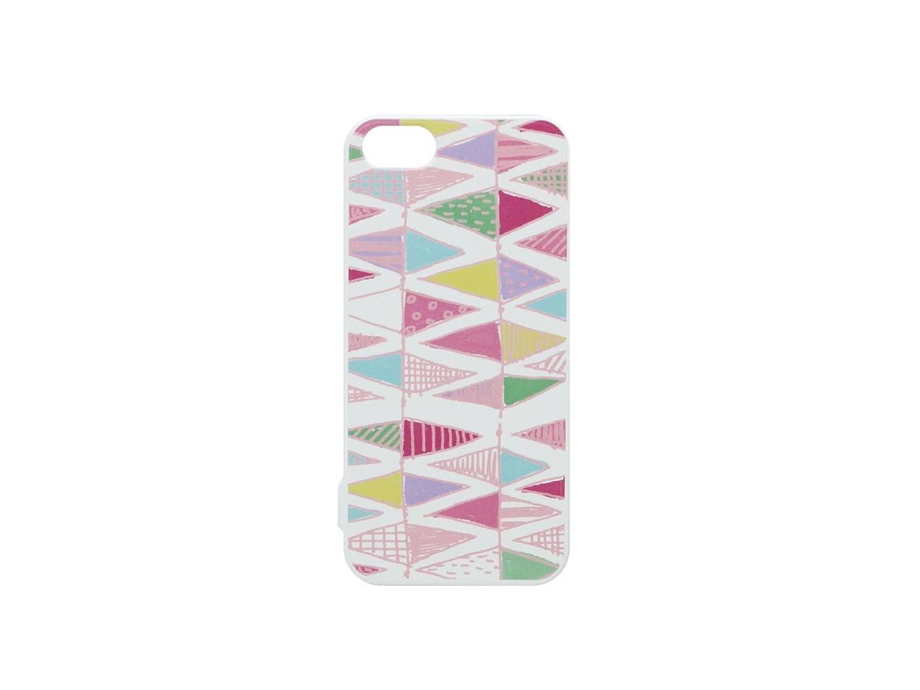 敬意コジオスコグリース現代百貨 iPhone5/5S カバー スフラ フラッグ K643-FL